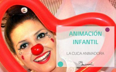 Animación infantil de fiestas y eventos. Una lección para los animadores