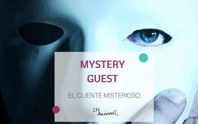 Un Cliente Misterioso, Jesús Menéndez en el departamento de animación.