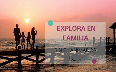 Animación turística: Explora en familia sin el animador