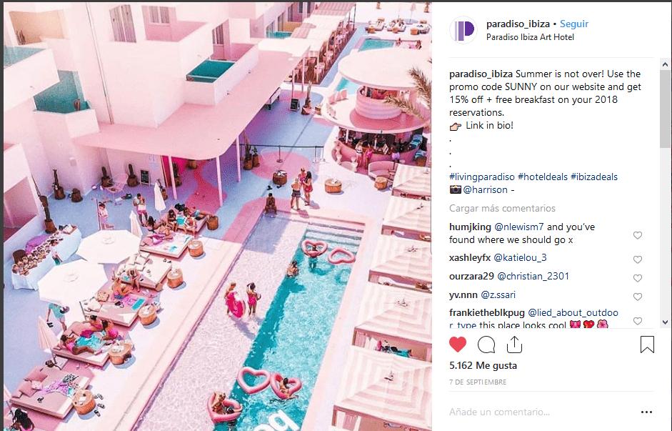 Hotel Paradiso Ibiza Art Hotel